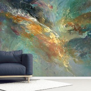 Intangable Wallpaper Wall Murals
