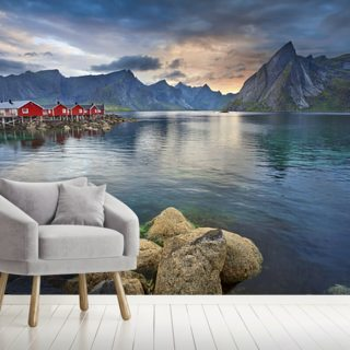 Lofoten Islands Scenery