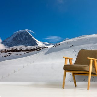 The Eiger Wallpaper Wall Murals