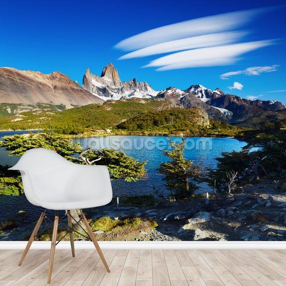 Mount Fitz Roy Patagonia Wallpaper Mural Wallsauce Au