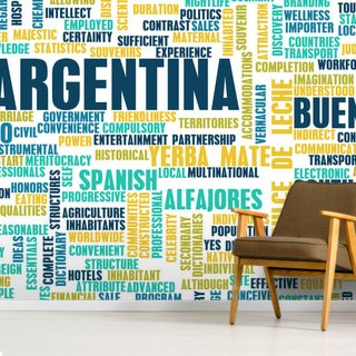 Argentina World Cloud