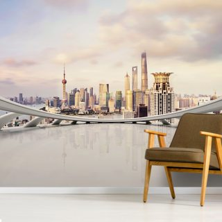 Cityscape Wallpaper Wall Murals