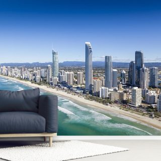 Gold Coast Wallpaper Wall Murals
