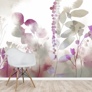 Intense Organic Autumn Wallpaper Wall Murals