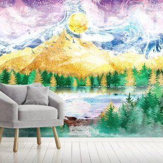 Beauty of Nature Wallpaper Wall Murals