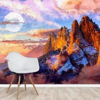 Colorado Mountains Wallpaper Wall Murals