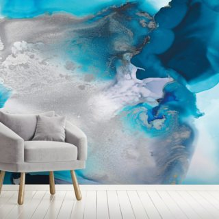 Stormy Skies Wallpaper Wall Murals