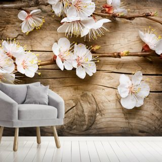 Spring Blossom Wallpaper Wall Murals