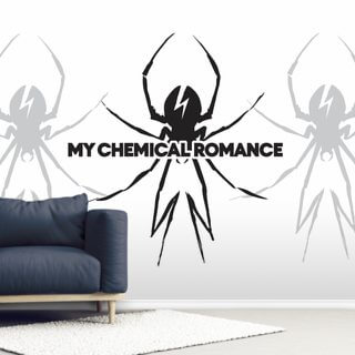 My Chemical Romance Spider