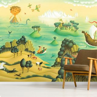 Leonora's Dreamland Wallpaper Wall Murals