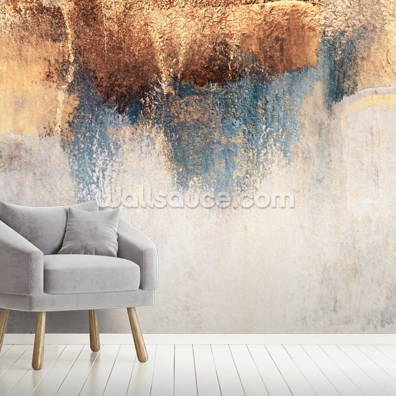 Storm Ahead wallpaper mural room setting