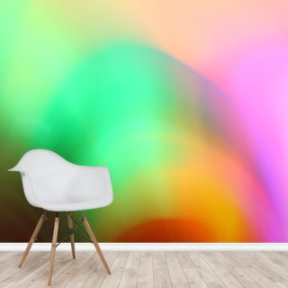 Glow Wallpaper Wall Murals