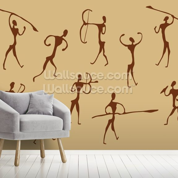 12967126 wallpaper mural room setting