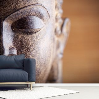 Statue of Buddha Wallpaper Wall Murals