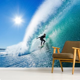 Surfing the Wall