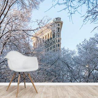 Flatiron Winter Frost