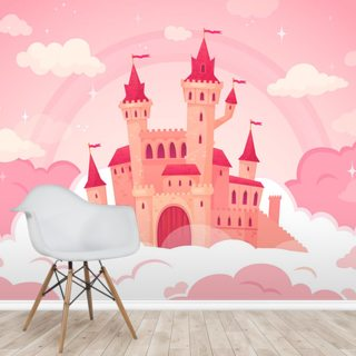 Pink Fairy Tale Palace