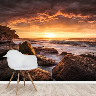 Cape Solander Wallpaper Wall Murals