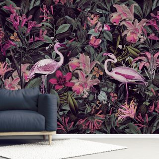 Flamingo Jungle 2