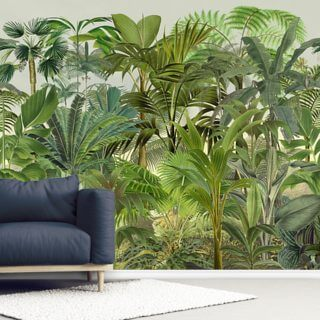 Tropical Landscape Wallpaper Wall Murals