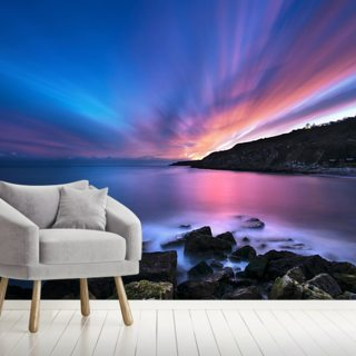 Dorset Sunset Wallpaper Wall Murals