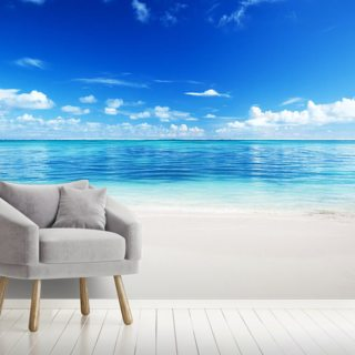 Sea and Sand Wallpaper Wall Murals