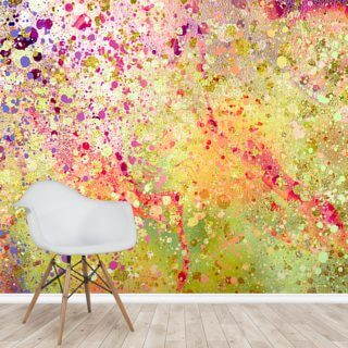 Burst of Joy Wallpaper Wall Murals