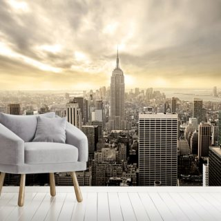 Manhattan Wallpaper Wall Murals