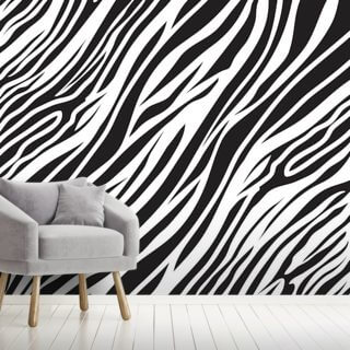 Zebra Stripe Design