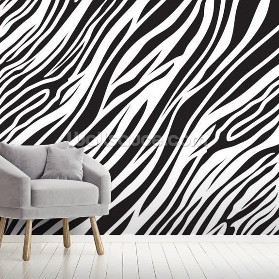 Zebra Stripe Design