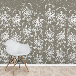 Mermaid Sage Wallpaper Wall Murals