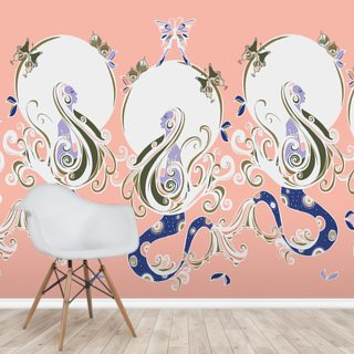 Mermaids Wallpaper Wall Murals