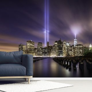 New York - Tribute Lights 9-11