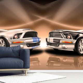 Mustang Wallpaper Wall Murals
