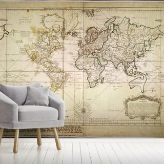 Historic World Map