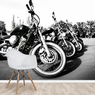 Motorcylces Wallpaper Wall Murals