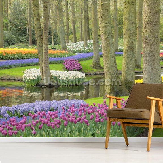 Keukenhof Flowers Gardens