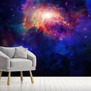 Space Wallpaper Wall Murals