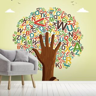 School Education Tree