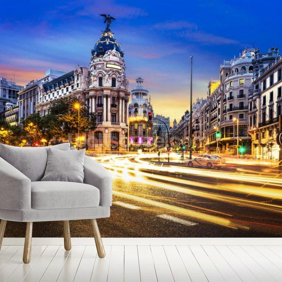 Madrid Wallpaper City