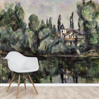The Banks of the Marne, 1888 Wallpaper Wall Murals