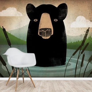 Skinny Dip Wallpaper Wall Murals