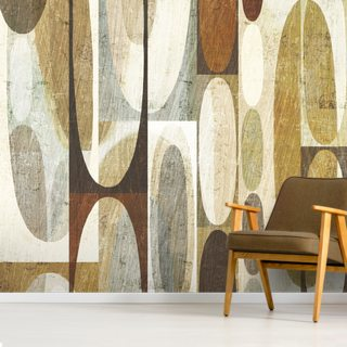 Mods Pods Wallpaper Wall Murals