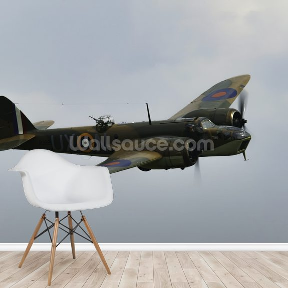 Bristol Blenheim wallpaper mural room setting