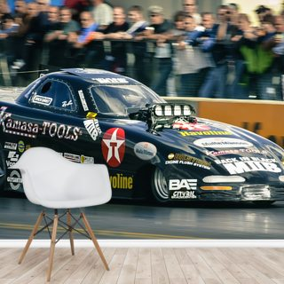 Drag Racer Wallpaper Wall Murals