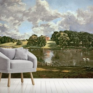 Wivenhoe Park, Essex, 1816 (oil on canvas) Wallpaper Wall Murals