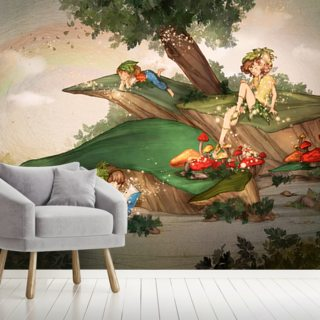 Day Dreaming Wallpaper Wall Murals