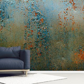 Patina Wallpaper Wall Murals