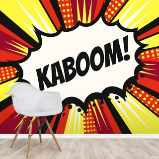 Pop Art - Kaboom