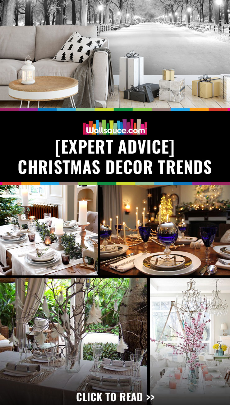 Christmas decor trends from expert advice